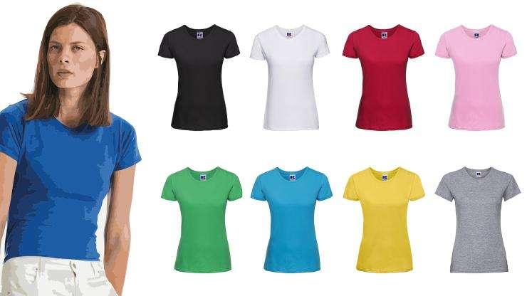 T-shirt donna SLIM