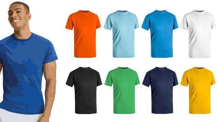 T-shirt uomo SLIM