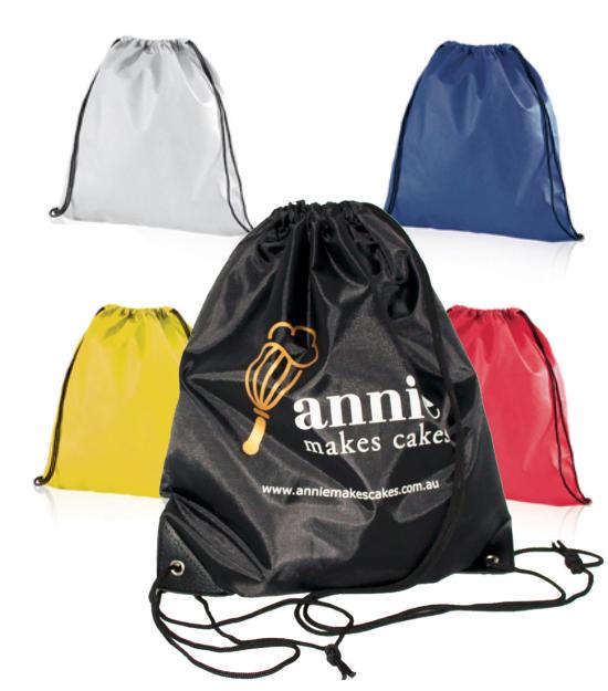 sacche zaino personalizzate