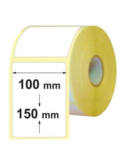 100x150 Direct Thermal Labels