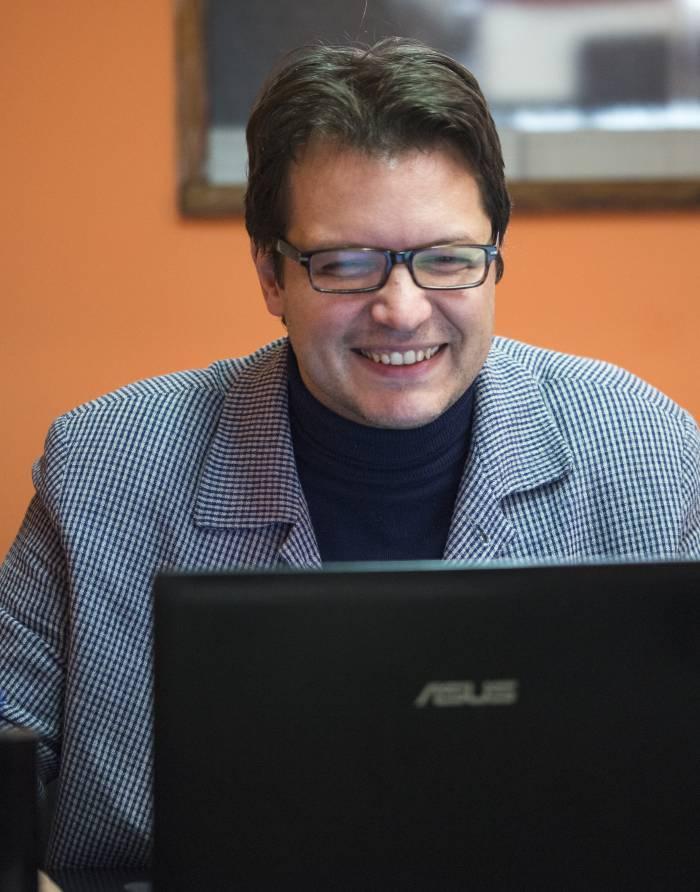 Andrea - Webmaster Involo